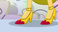 Close-up on Sunset's flamenco shoes EGS1.png