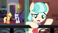 Coco Pommel -the park is still a mess- S5E16