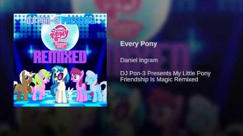 Every Pony (Rubicon 7 Remix)