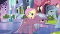 Fluttershy 'Oh, um, excuse me' S3E1.png