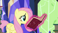 Fluttershy --that's gorgeous-- S5E23