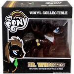 Funko Dr. Hooves glitter figurine packaging