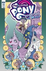 Legends of Magic issue 11 cover B