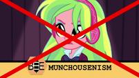 Lemon Zest misspells --Munchausenism-- EG3