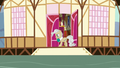 Mayor Mare nervously pacing back and forth S5E19.png