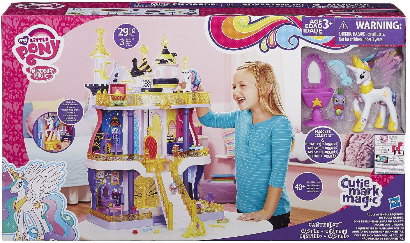 My Little Pony Canterlot Castle Playset packaging.jpg