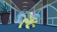 Nurse Snowheart angry S2E16