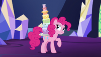 Pinkie Pie's seven layer what's-that-flavor mystery surprise S5E3