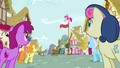 """Pinkie Pie """"does anypony have a toupee?"""" S02E18.png"""