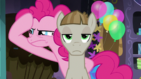 Pinkie Pie can't see Mudbriar's mind palace S8E3