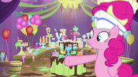 Pinkie Pie presents the ice cream museum MLPS5