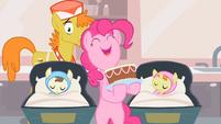 Pinkie Pie zero years S2E13
