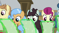 Ponies look at friendship worksheets S8E16