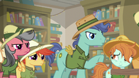 "Pony 2 ""is she bribing you?"" S9E21"