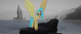 Princess Skystar offering to help MLPTM