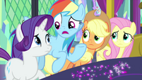 "Rainbow ""must be an Alicorn thing"" MLPS2"