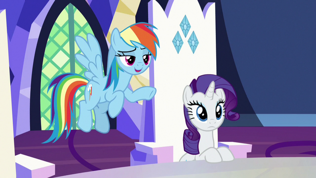 """File:Rainbow Dash """"nopony says that"""" S7E11.png"""
