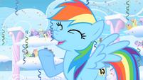 Rainbow Dash 'Best day ever!' S1E16