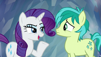"Rarity ""it was so generous of you"" S8E22"
