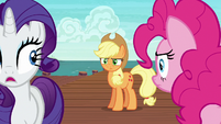 """Rarity """"it will feel good for everypony to see"""" S6E22"""