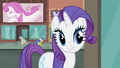 Rarity '...but check in at the runway...' S4E08.png