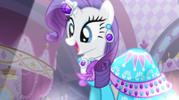 Rarity 'that's such a relief' S4E13