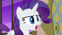 Rarity --you said you could pack the place-- S6E12