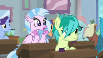 "Silverstream excited ""really?!"" S8E21"
