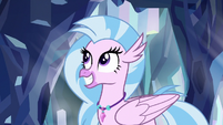 Silverstream grinning by herself S8E22