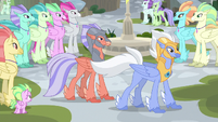 Sky Beak concludes the demonstration S8E6