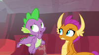 """Spike """"before your brother shows up"""" S9E9"""