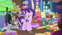 "Starlight Glimmer ""what are you doing?!"" S6E21"