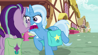 "Trixie angry ""keeps her promises!"" S9E11"