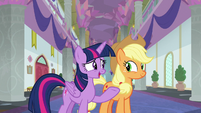 "Twilight ""our school is the perfect place"" S8E21"