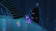 Twilight 'A doorway which leads to your worst fear' S3E2