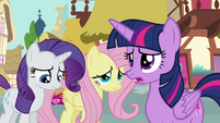 Twilight 'I'm not sure it's the best time' S4E18