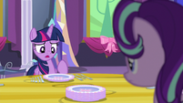 Twilight --You were supposed to do it by hoof...-- S06E06