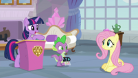 Twilight -they must really like you- S8E9