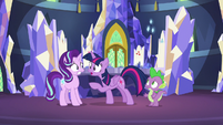 "Twilight Sparkle ""not because of you!"" S7E10"