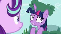 Twilight Sparkle --kind of what I'm afraid of-- S6E6