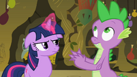 Twilight not yours S2E10