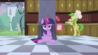 Twilight unhappy S2E25