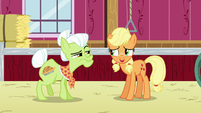 "Young Applejack ""oh, good"" S6E23"