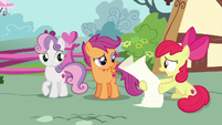 Apple Bloom --how we gonna do this--- S6E19