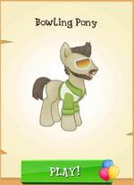 Bowling Pony MLP Gameloft
