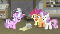 CMC and Diamond Tiara S2E23