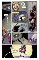 Comic issue 22 in Polish page 20