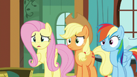 "Fluttershy ""I know!"" S7E5"