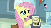 "Fluttershy ""hear both sides of the story"" S9E21"