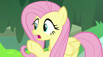 "Fluttershy ""it's a pretty big pack"" S7E20"
